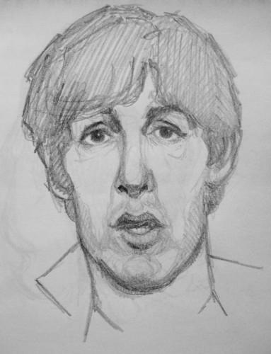Paul McCartney by olivox